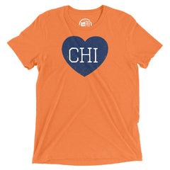 Chicago Heart T-Shirt - Citizen Threads Apparel Co. - 2
