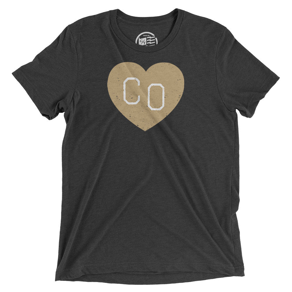 Colorado Heart T-Shirt - Citizen Threads Apparel Co. - 1