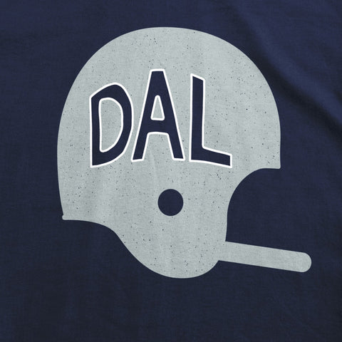 DAL Football Helmet Kids T-Shirt