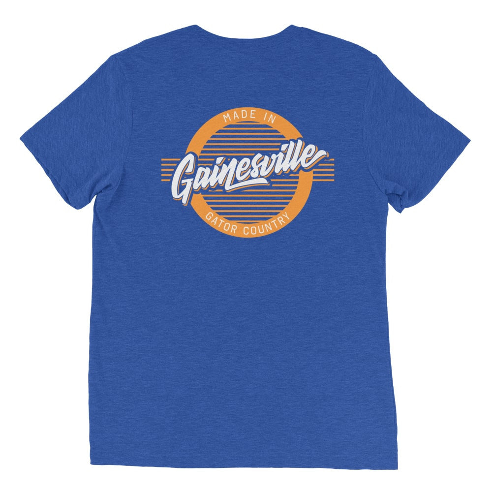 Gainesville Retro Circle T-Shirt