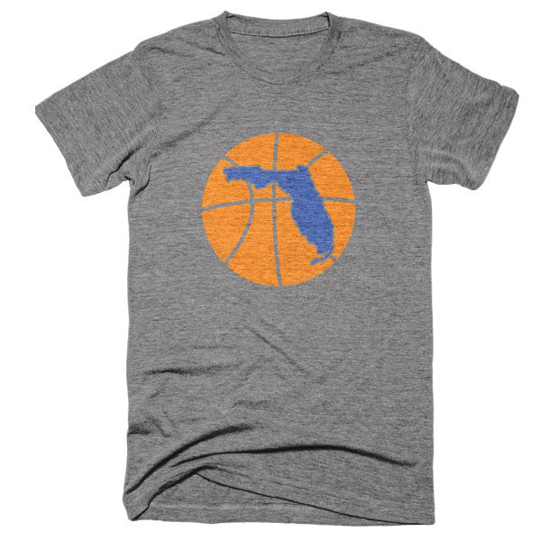 Florida Basketball State T-Shirt - Citizen Threads Apparel Co. - 2