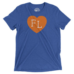 Florida Heart T-Shirt - Citizen Threads Apparel Co. - 2