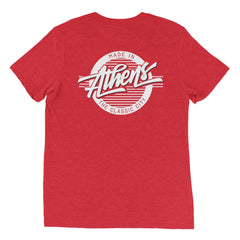 Athens Retro Circle T-Shirt