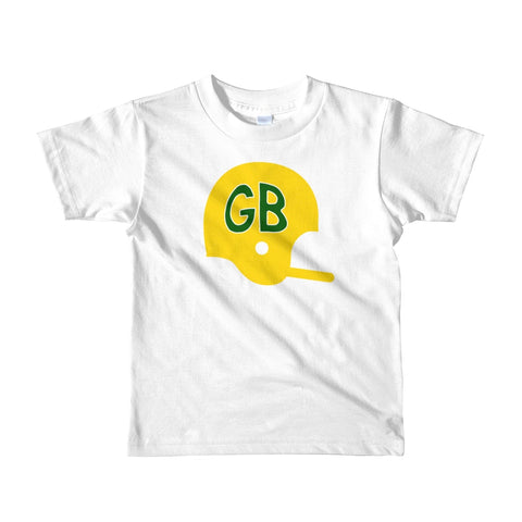 GB Football Helmet Kids T-Shirt