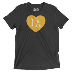 Iowa Heart T-Shirt - Citizen Threads Apparel Co. - 1