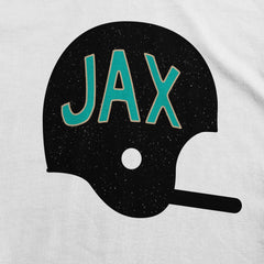 JAX Football Helmet Kids T-Shirt