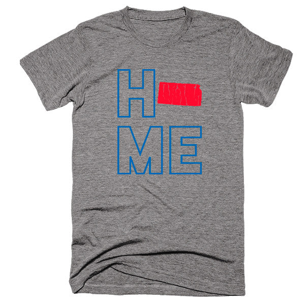 Kansas Home T-Shirt - Citizen Threads Apparel Co.