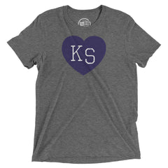 Kansas Heart T-Shirt - Citizen Threads Apparel Co. - 2