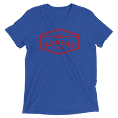 Kansas Native Vintage Short Sleeve T-Shirt
