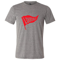 Louisville Vintage Flag T-Shirt - Citizen Threads Apparel Co. - 1
