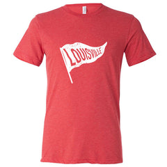 Louisville Vintage Flag T-Shirt - Citizen Threads Apparel Co. - 2