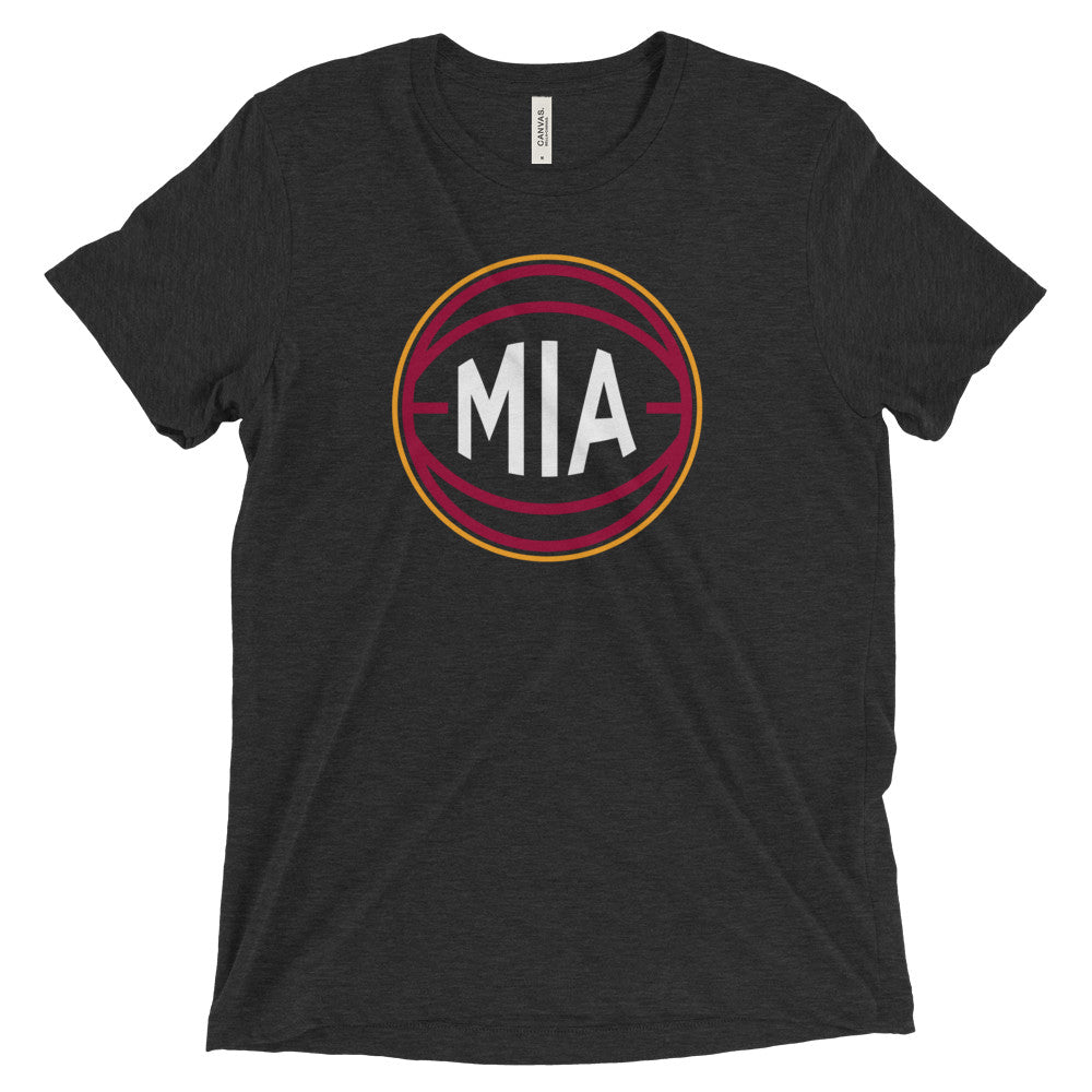 Miami MIA Basketball City T-Shirt