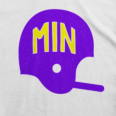 MIN Football Helmet Kids T-Shirt
