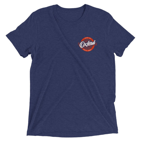 Oxford Retro Circle T-Shirt