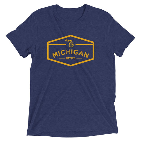Michigan Native T-Shirt