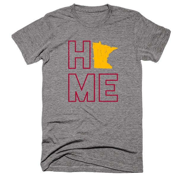 Minnesota Home T-Shirt - Citizen Threads Apparel Co.