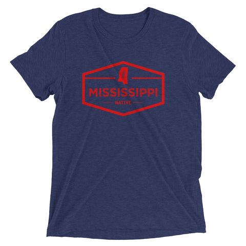 Mississippi Native Vintage T-Shirt