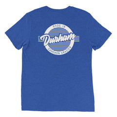 Durham Retro Circle T-Shirt