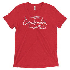 Nebraska Cornhusker State Nickname T-Shirt - Citizen Threads Apparel Co. - 3