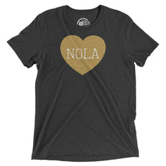 New Orleans Heart T-Shirt - Citizen Threads Apparel Co. - 1