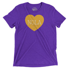 New Orleans Heart T-Shirt - Citizen Threads Apparel Co. - 2