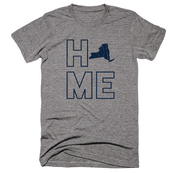 New York Home T-Shirt - Citizen Threads Apparel Co.