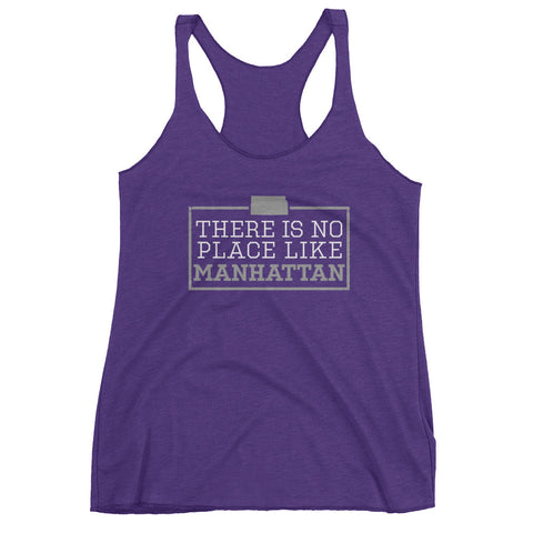 There Is No Place Like Manhattan Women's Tank Top