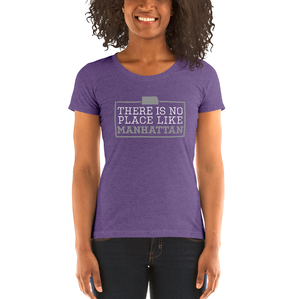 There Is No Place Like Manhattan Women's T-Shirt