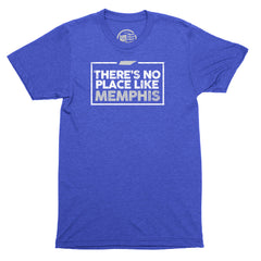 No Place Like Memphis T-Shirt - Citizen Threads Apparel Co. - 2