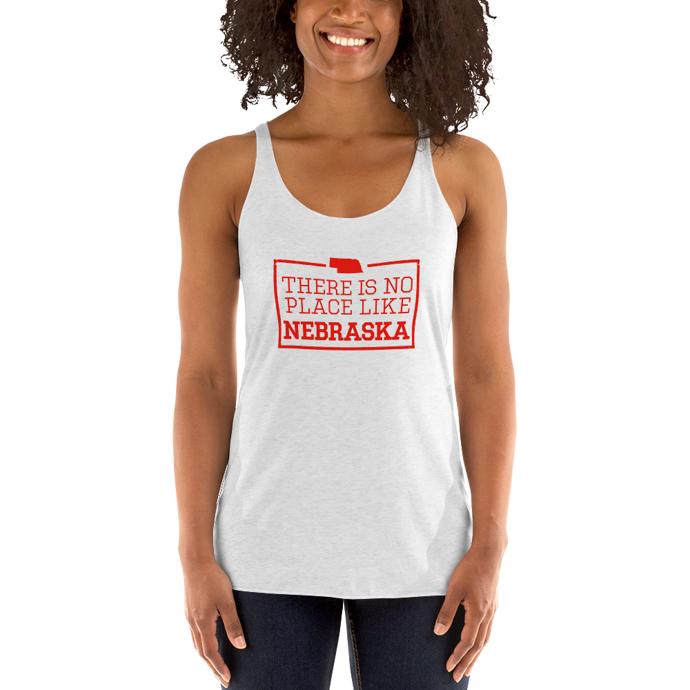 There Is No Place Like Nebraska Women's Tank Top