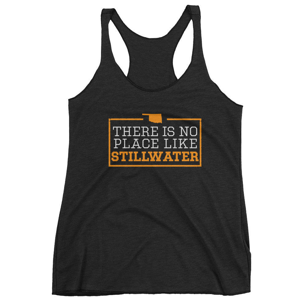 There Is No Place Like Stillwater Women's Racerback Tank Top
