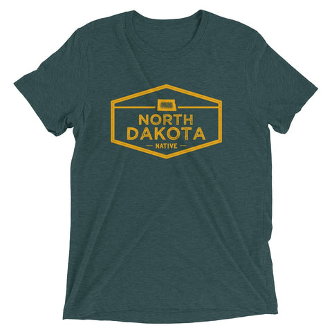 North Dakota Native T-Shirt