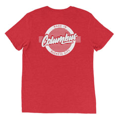 Columbus Retro Circle T-Shirt