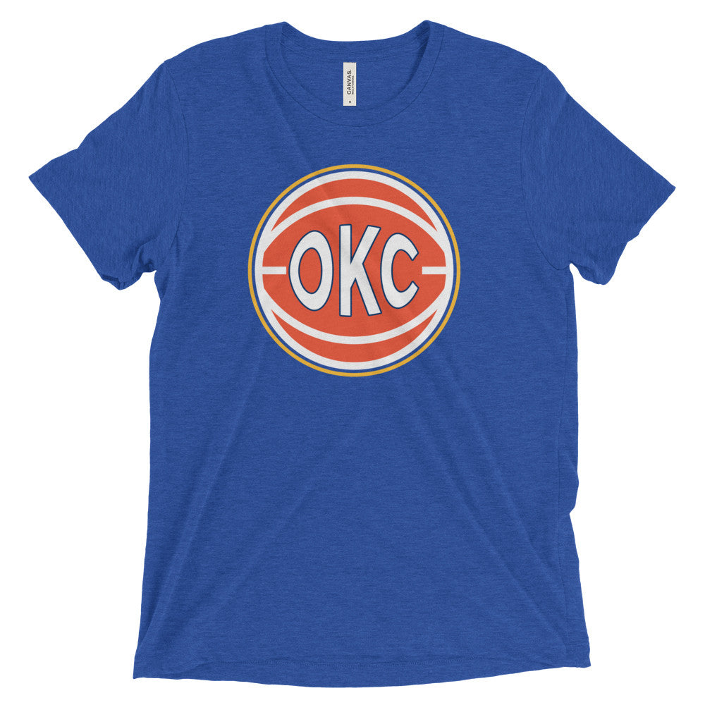 Oklahoma City OKC Basketball City T-Shirt