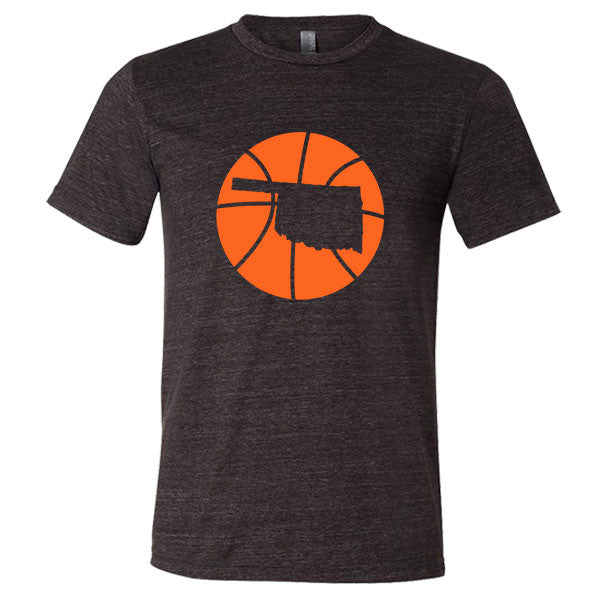 Oklahoma Basketball State T-Shirt - Citizen Threads Apparel Co. - 1