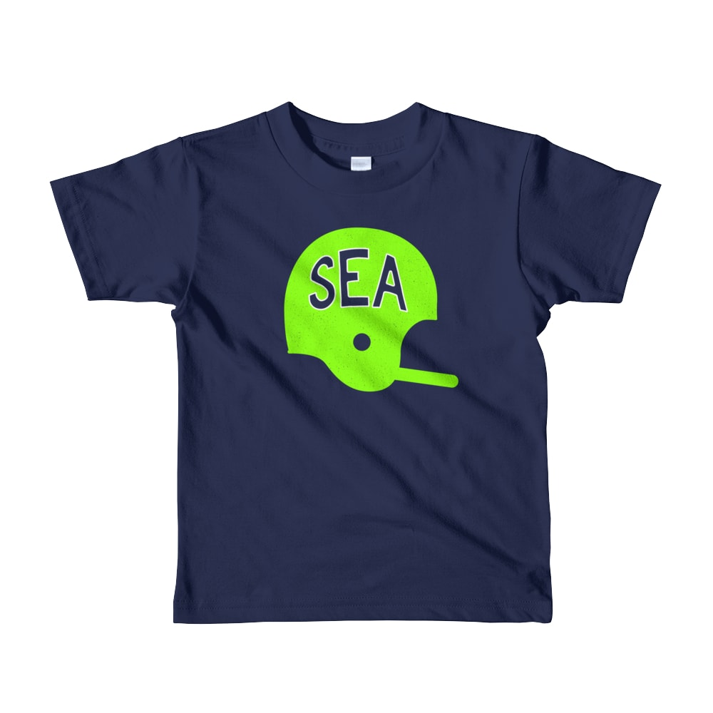 SEA Football Helmet Kids T-Shirt