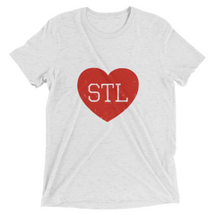 St. Louis Heart T-Shirt