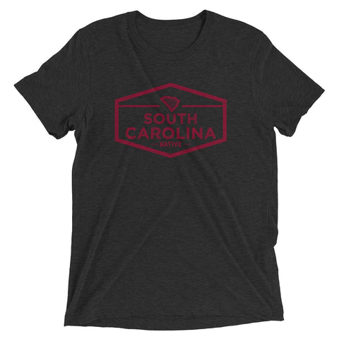 South Carolina Native Vintage Short Sleeve T-Shirt