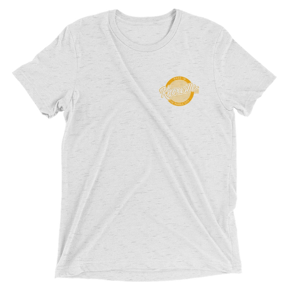 Knoxville Retro Circle T-Shirt