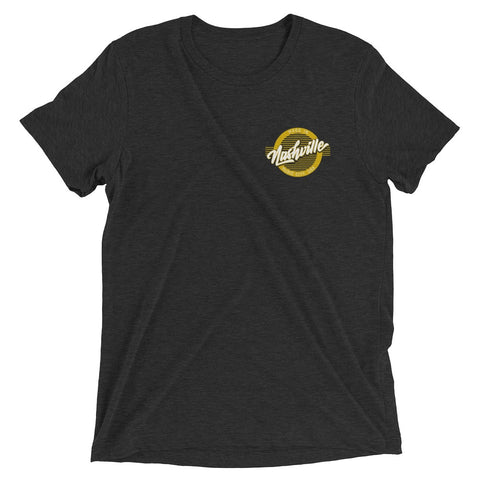 Nashville Retro Circle T-Shirt