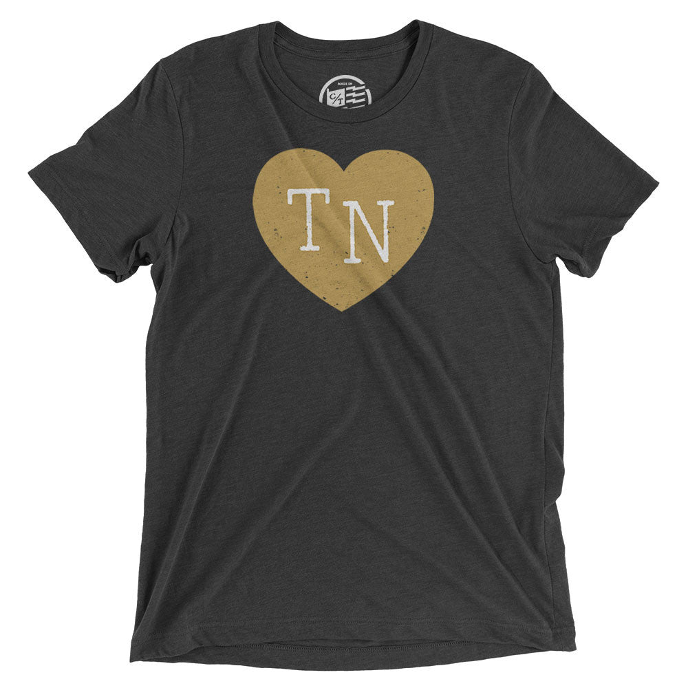 Tennessee Heart T-Shirt - Citizen Threads Apparel Co. - 4