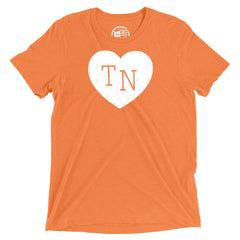 Tennessee Heart T-Shirt - Citizen Threads Apparel Co. - 1