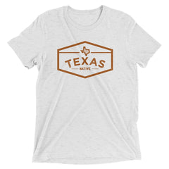 Texas Native Vintage Short Sleeve T-Shirt