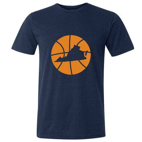 Virginia Basketball State T-Shirt - Citizen Threads Apparel Co. - 2