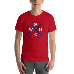Washington Crossed Baseball Bats T-Shirt