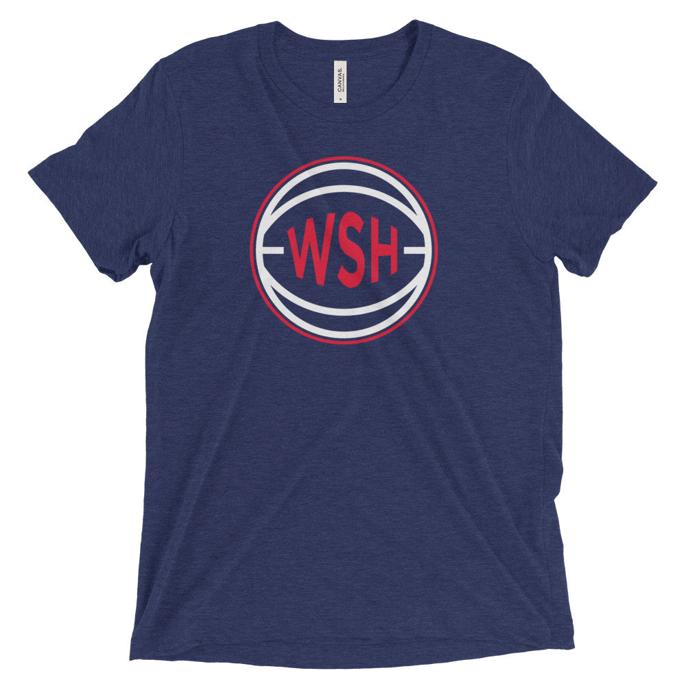 Washington WSH Basketball City T-Shirt