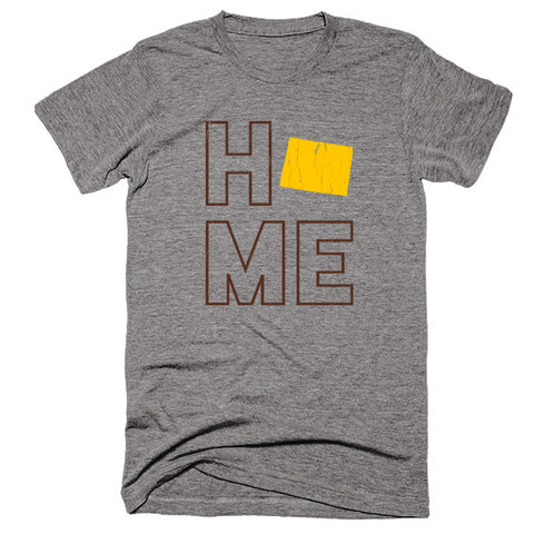 Wyoming Home T-Shirt - Citizen Threads Apparel Co.