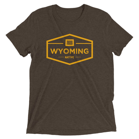 Wyoming Native T-Shirt