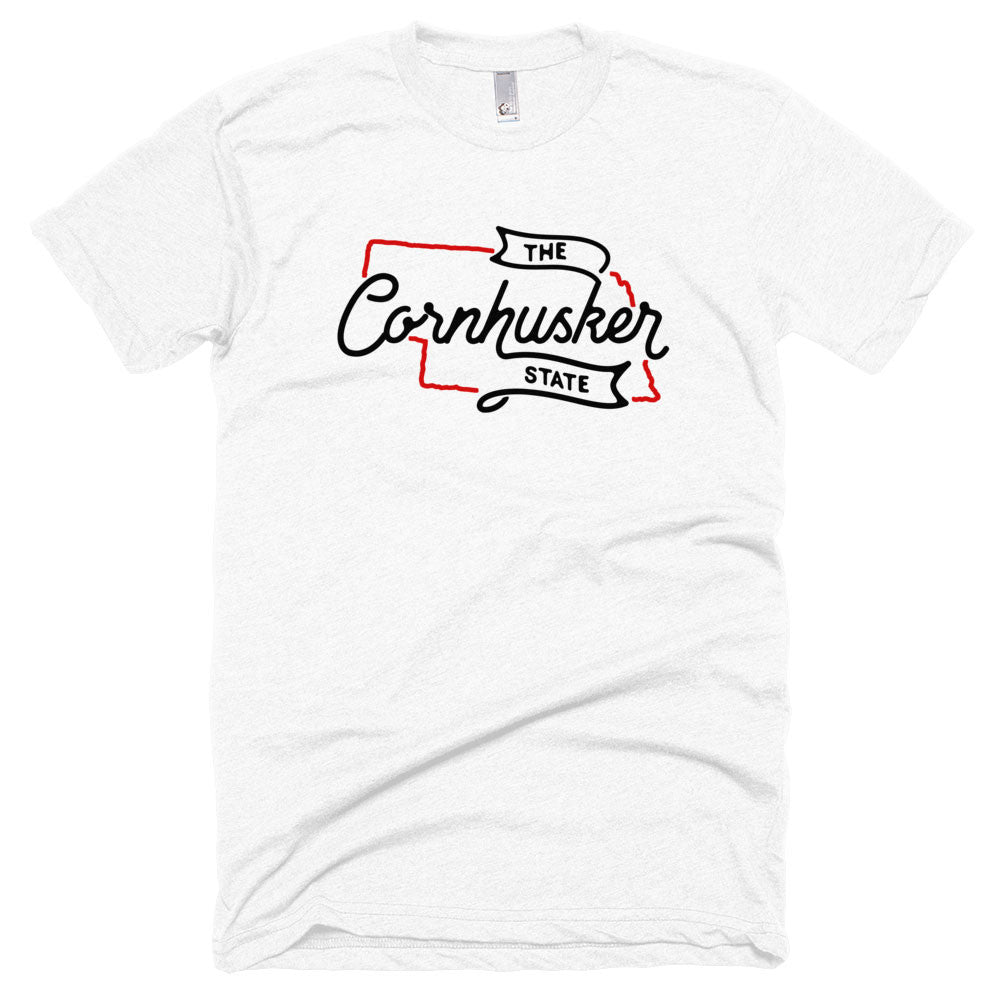 Nebraska Cornhusker State Nickname T-Shirt - Citizen Threads Apparel Co. - 2