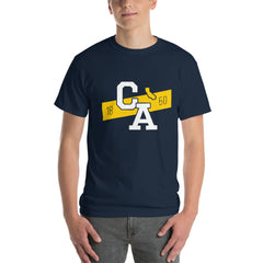 California 1860 Stripe T-Shirt